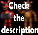 SPOILERS|FNAF6|Animatronics and some stuff PNG! by YinyangGio1987