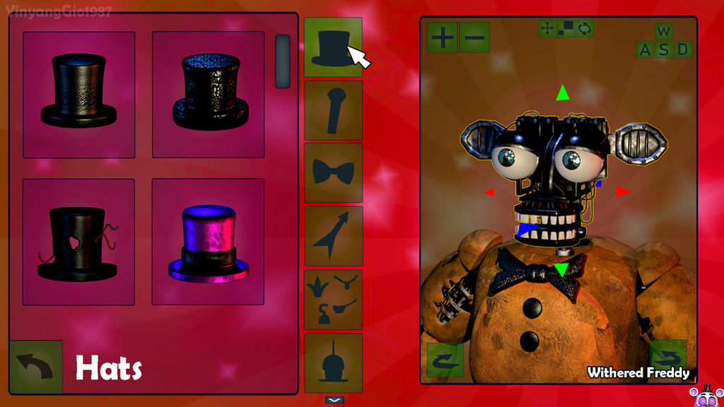 Animatronic Resources On Fnaf Editors – Wonderful Image Gallery