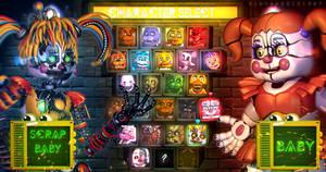 C4D|FNAF|Random|Choose Your Character