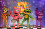 C4D FFPS The stars of the show!