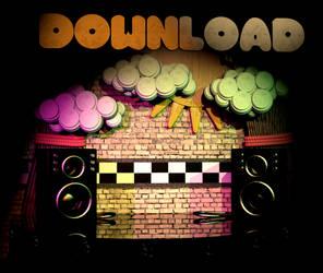 C4D|FNAF|Show Stage v2.3 Download