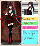 MRA: Lilith :Zenith Project: