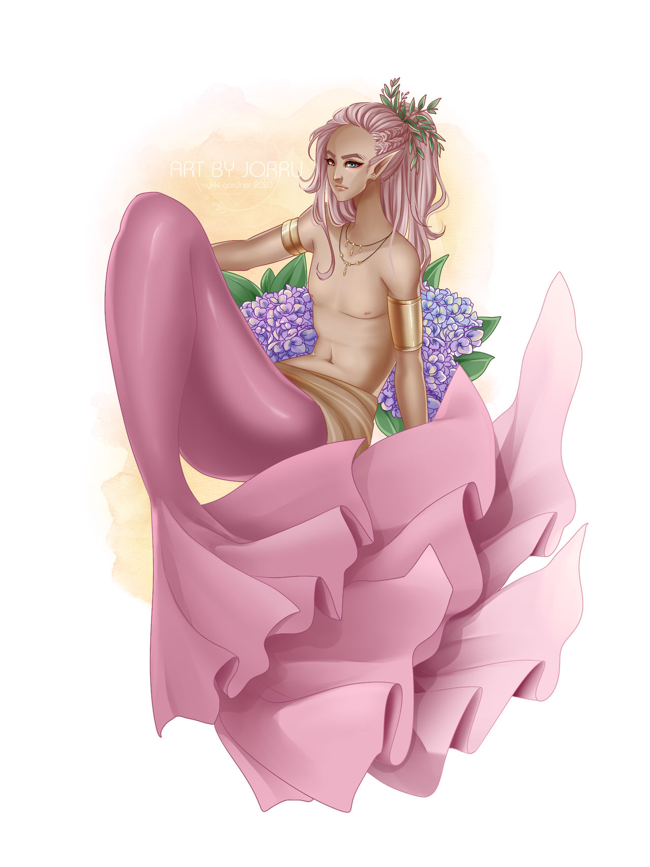 Mermay Day 17 - Botanical