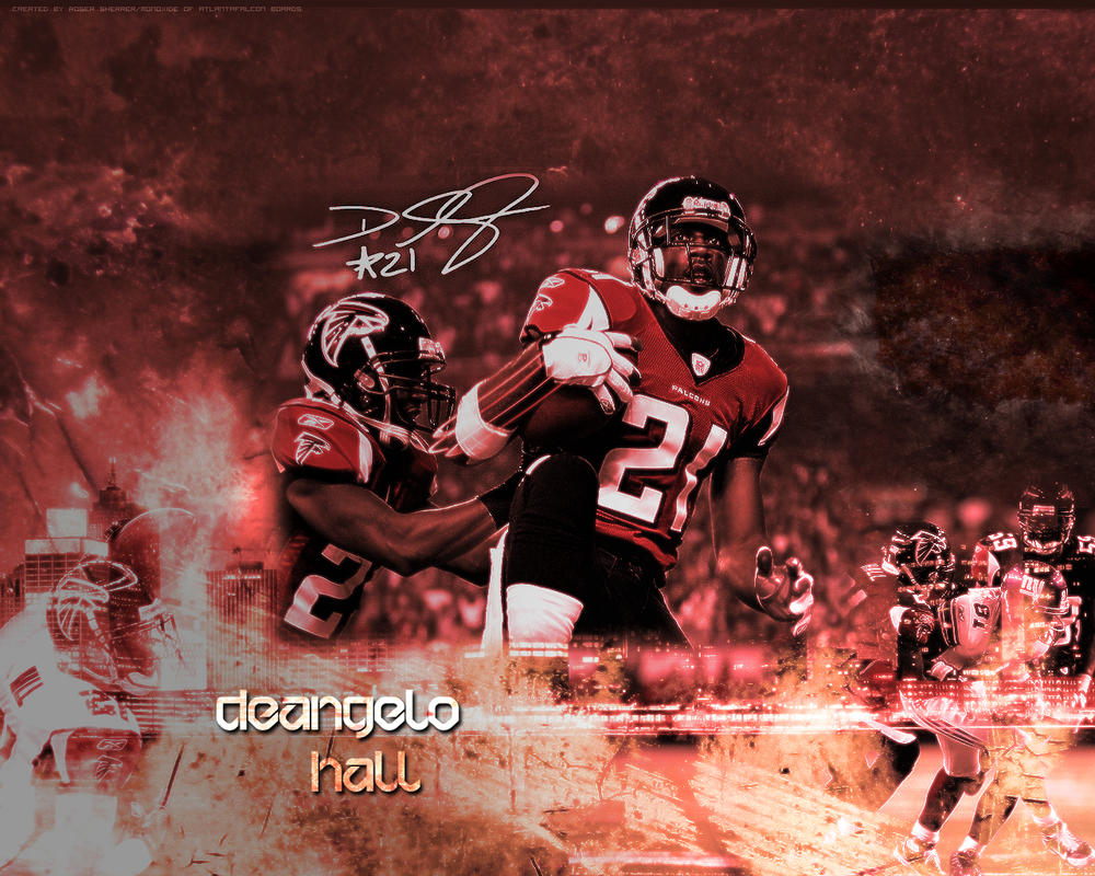 Deangelo Hall wallpaper by RogerSherrer on DeviantArt
