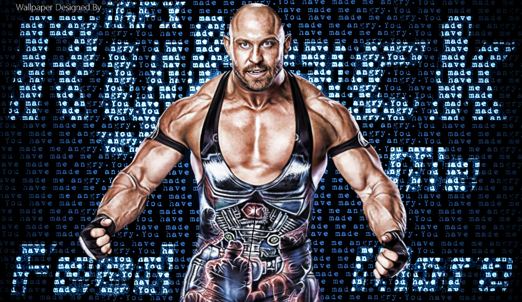 Ryback WWE Wallpaper By TheElectrifyingOneHD On DeviantArt