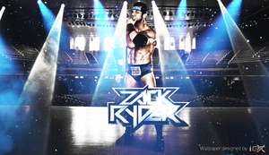Zack Ryder WWE Wallpaper by TheElectrifyingOneHD