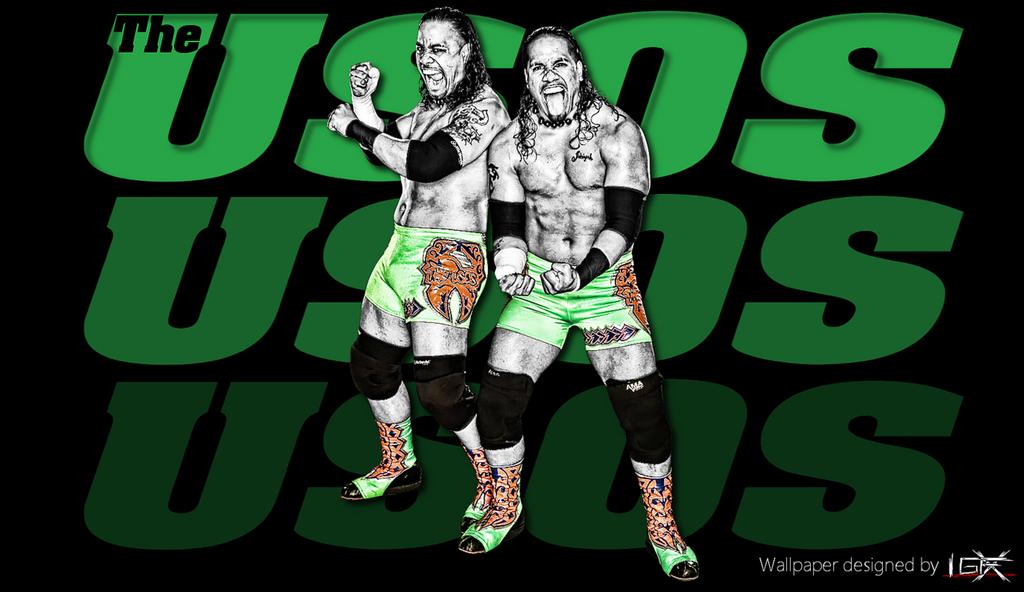 The Usos Wallpaper 2013 - 376.9KB