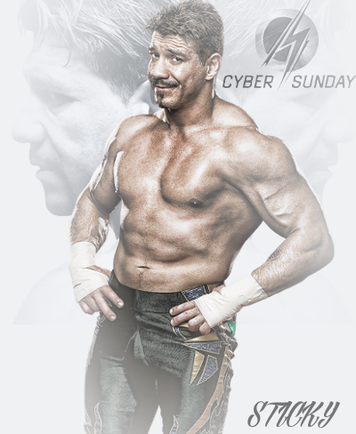 GFX-League Presents : Unreleased Cyber Slam Poster by TheElectrifyingOneHD
