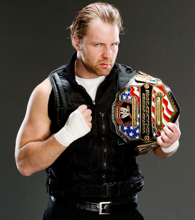 Dean Ambrose By Theelectrifyingonehd On Deviantart