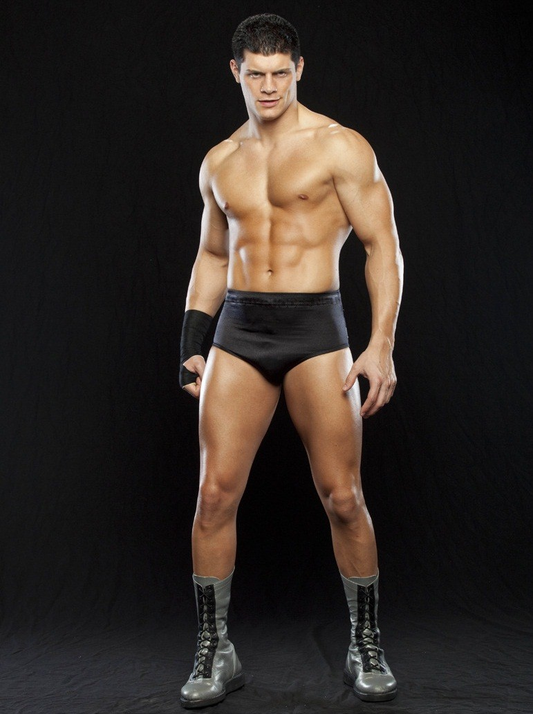 Cody Rhodes by TheElectrifyingOneHD on DeviantArt