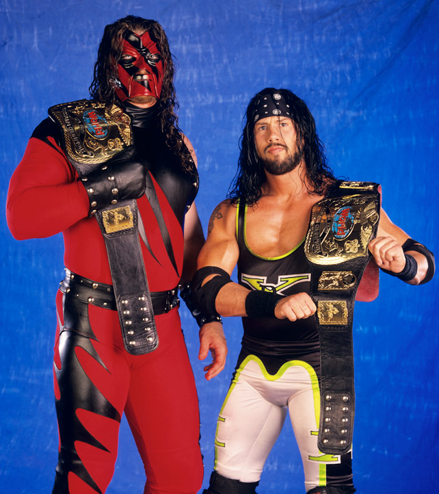 X Pac And Kane By TheElectrifyingOneHD On DeviantArt