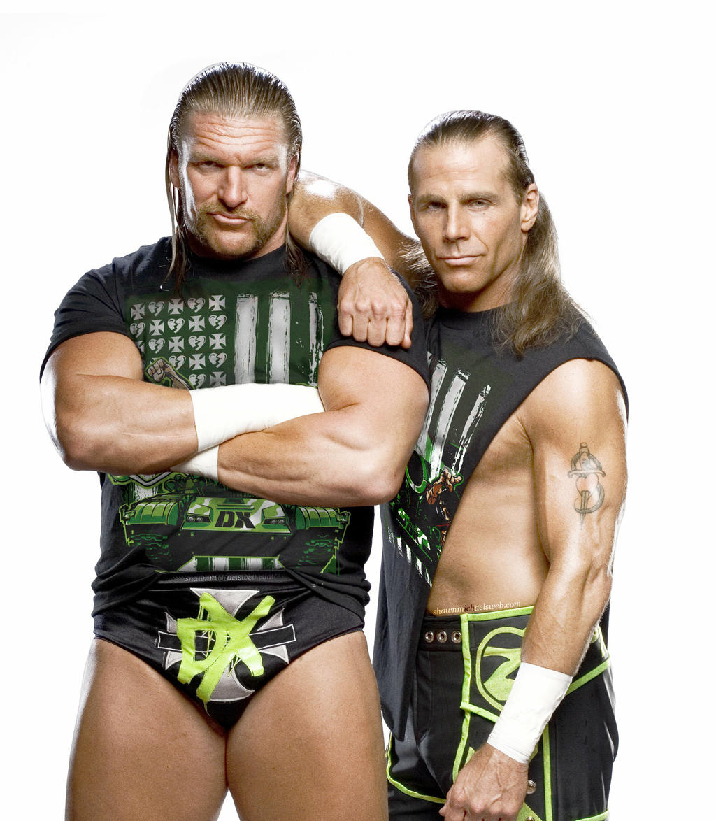 D Generation X By TheElectrifyingOneHD