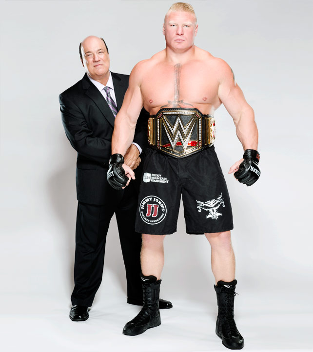 Brock Lesnar By TheElectrifyingOneHD