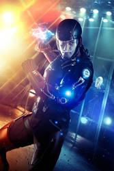 The Atom by TheElectrifyingOneHD