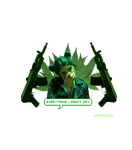 green bitch id