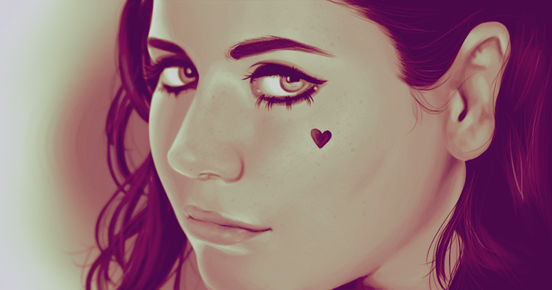 Marina and the Diamonds by DesiraeSalazar
