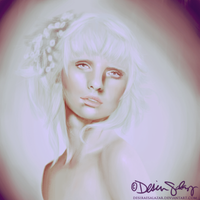 Quick Sketch by DesiraeSalazar