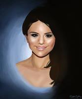 Selena Gomez by DesiraeSalazar