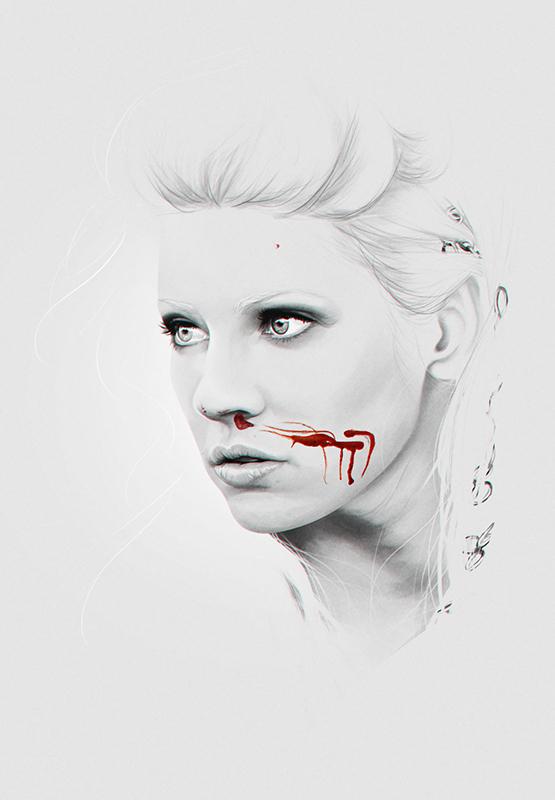 Shieldmaiden by DesiraeSalazar