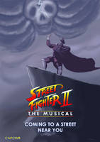 Street Fighter II The Musical by Machu
