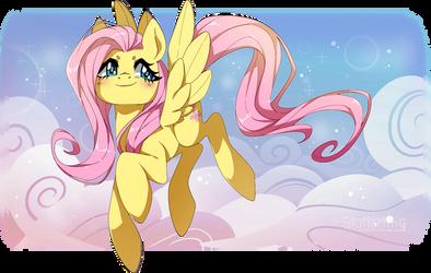 [Fairy Fluttershy] by Stutterling