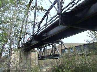 #1 Old Train Bridge by xCircinus