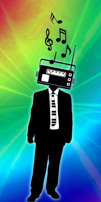 Radio Head by azure-corruption
