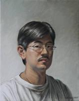 Self Portrait by seidai