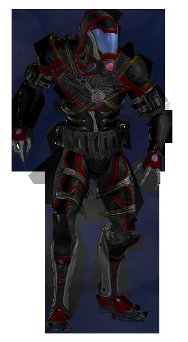 Raen'Rilas vas Myni   Mass Effect: The Hydra Initiative, a ...  Raen'Rilas ...