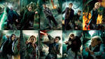 Harry Potter Poster Wallpaper