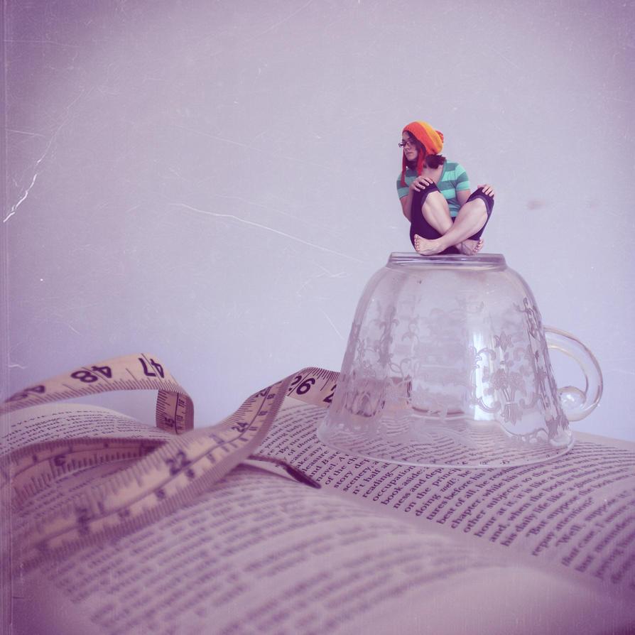 Tea Cup Measurements by BookWizard