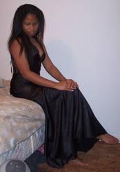 Black Dress 24 by lyka-stock
