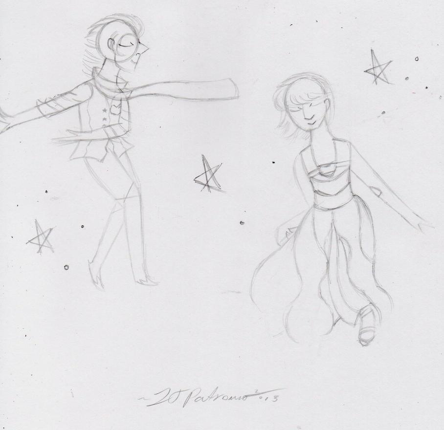 Dancing nerds. by JSPatronus