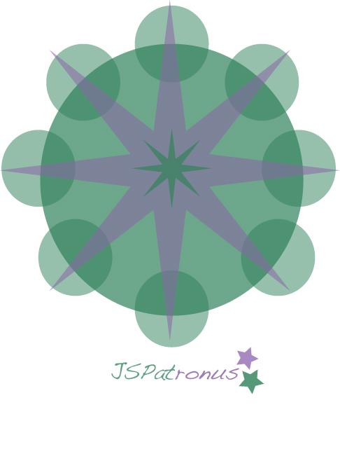 Fluorspar Star by JSPatronus