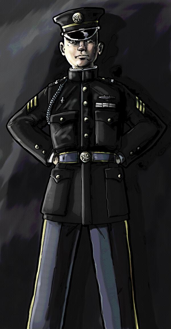 Army Uniform Design 89