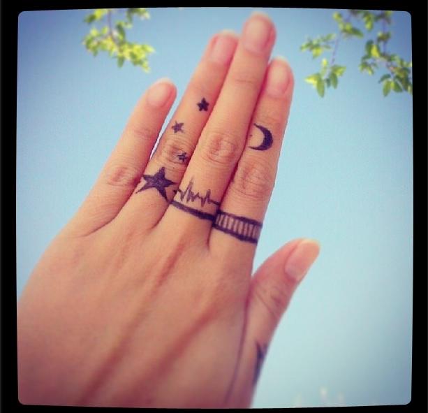 Henna Tattoo Ring Designs: Ring Tattoo Designs By 8Male8 On DeviantArt