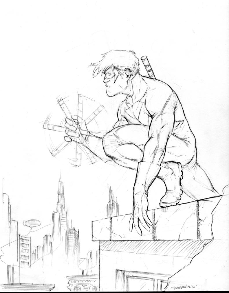 nightwing new 52 coloring pages - photo#20