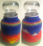 Peyote Stitch Bottle