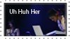 Uh Huh Her Stamp by kjtgp1