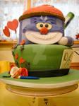 Alice In Wonderland Bday Cake