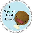 I Support Food Frenzy by kjtgp1