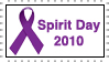 Spirit Day Stamp 2 by kjtgp1