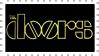 The Doors Stamp by kjtgp1