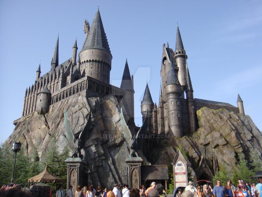 Hogwarts by kjtgp1