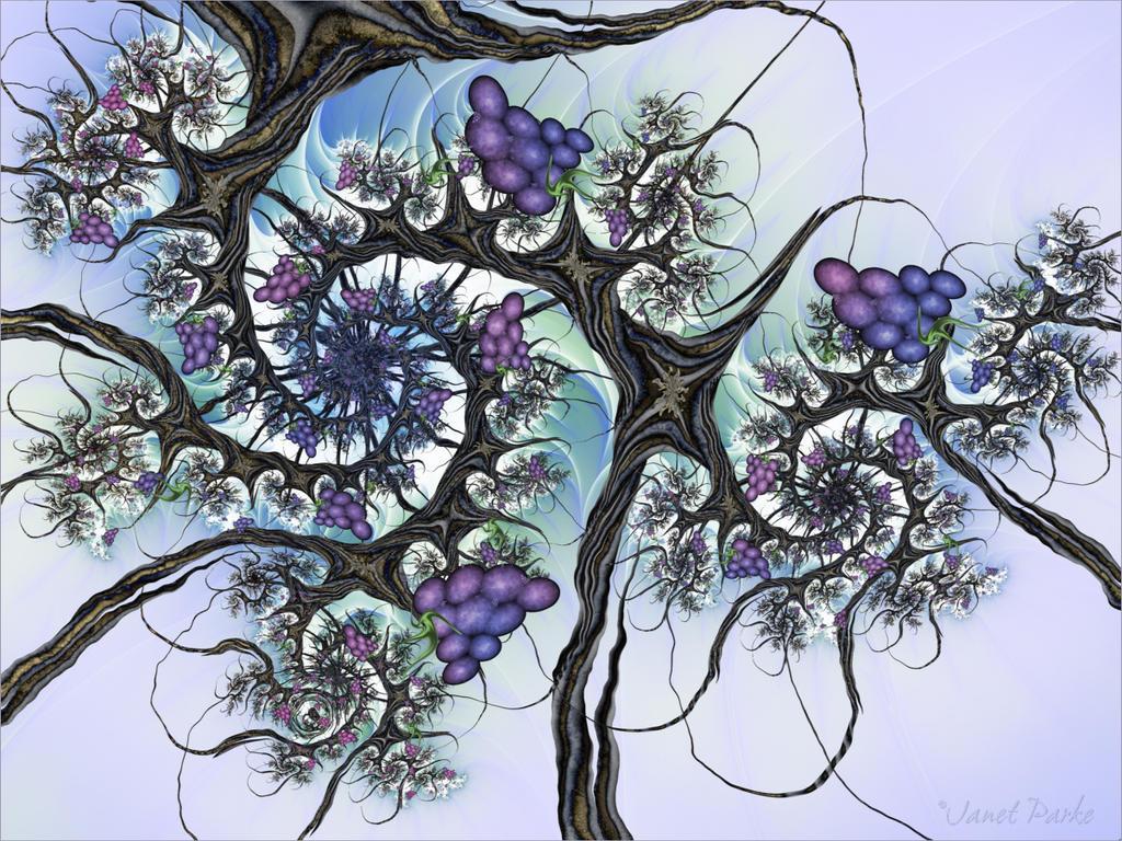 On the Vine by infinite-art