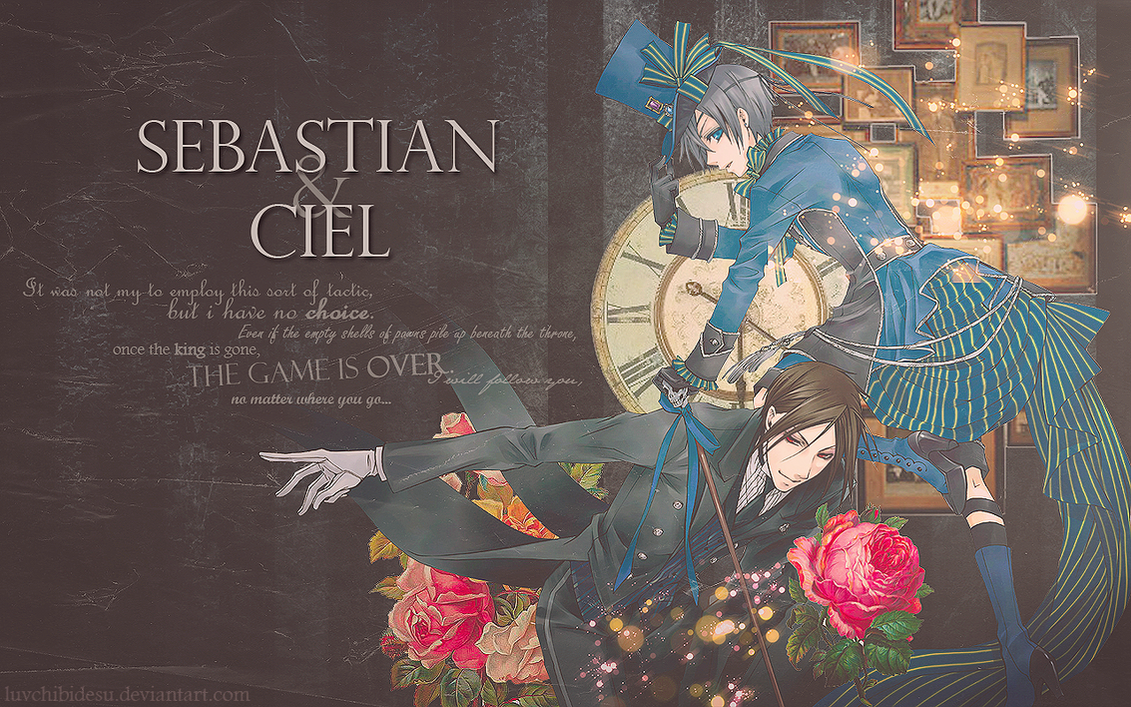 {# We are the kings and queens #} Sebastian_and_ciel_by_luvchibidesu-d3dv4xf