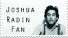 Joshua Radin stamp by azusa-chan