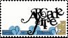 Arcade Fire Stamp by azusa-chan