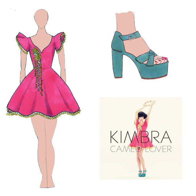 Kimbra Cameo Lover Kimbra Cameo Lover Dress And