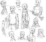 Apprentice Sketch
